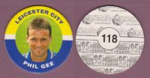 Leicester City Phil Gee